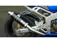 Mivv performance aftermarket exhaust silencer zx6r zx636