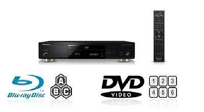 Pioneer BDP-450 3D Multi Region Free A B & C (DVD 1-6) Blu-Ray Player SACD N/box