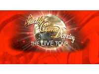 Strictly Live Tickets