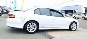 1999 Holden Commodore VT SS White 4 Speed Automatic Sedan Woodridge Logan Area Preview