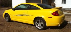 2007 Pontiac G5 GT Coupe (2 door)
