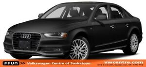 2014 Audi A4 2.0 Komfort Quattro- Heated Seats , MP3, SiriusX...