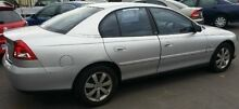 2004 Holden Commodore VY II Equipe Silver 4 Speed Automatic Sedan Maidstone Maribyrnong Area Preview