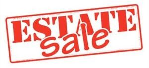 ESTATE SALE – 1 DAY ONLY!!