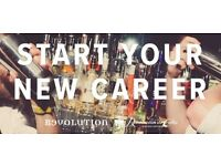 Full time Chefs and Kitchen staff - Revolution Cardiff