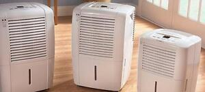 Dehumidifier end of season blowout sale 75 % OFF