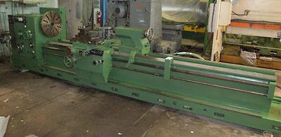 3245 X 160 Timemaster S3222 Heavy-duty Gap-type Engine Lathe Wtaper 28023