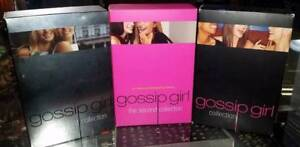 GOSSIP GIRL 9 Book Collection $19