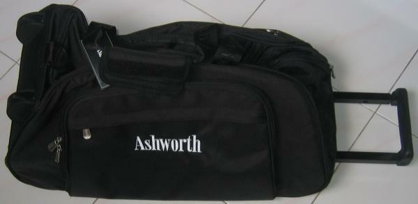 Ashworth Cabin Trolley
