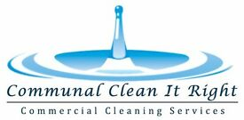 **Cleaner Wanted** - Communal Cleaning Company - Full Time - London and South East