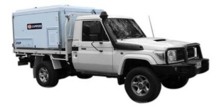 SUV BACK PACK CAMPER TRAILER ON SPECIAL WAS $24995 NOW $19995 Parkhurst Rockhampton City Preview