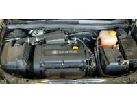 Vauxhall Astra H Mk5 1.6 2006 Only 54k Miles Complete Engine Code Z16XEP