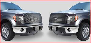 Cache Radiateur/ Truck Winter Front FORD-F  2011-16