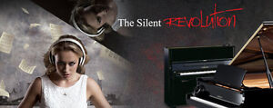 Yamaha Silent Pianos Now Available at Tom Lee Music Nanaimo