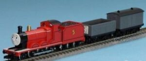 Tomix / Tomytec James - N Scale Electric Train - Japan Import