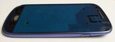Cuadro Frontal para Samsung Galaxy S3 Mini i8190 en Azul segunda mano  Embacar hacia Argentina
