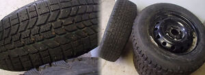 4-185-65R-14 Firestone Winter Tires for sale Stratford Kitchener Area image 5