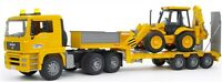 1/16 DIECAST/PLASTIC BRUDER TRUCK/TRAILER/CONSTRUCTION TRACTOR City of Montréal Greater Montréal Preview