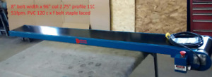 Belt Conveyors -- New -- In Stock -- Ready to use --