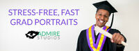 Retake Your Cap-and-Gown Grad Photos for Better Results!