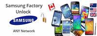 Samsung, LG, HTC, Sony, Nokia, iPhone ...Unlock, déblocage 15$
