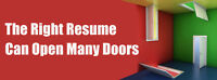 PROFESSIONAL RESUME SPECIALIST - CALL TODAY