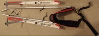 Trousse de ski de fond pour remorque Chariot