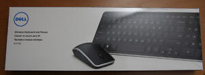 New Wireless Dell KM714 Keyboard/Mouse