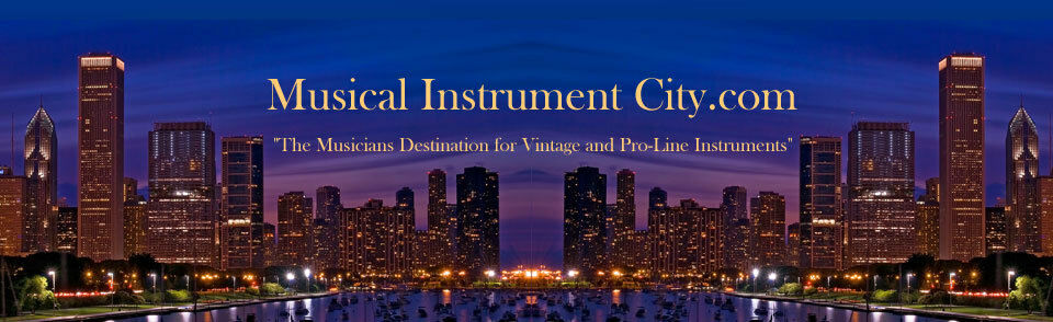 Musical Instrument City
