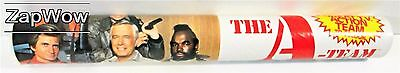 A-TEAM POSTER ART SET 1983 Three Large Colouring Pictures Hannibal Mr T 1980s