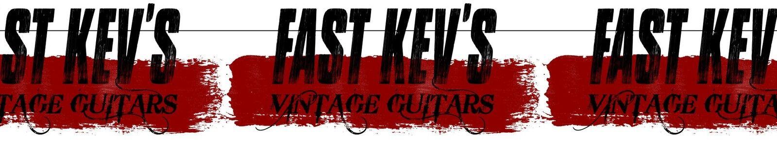 FastKevS Vintage Guitars