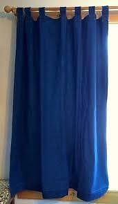 Looking for a Pair of  DENIM CURTAIN PANELS