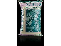 canna terra professionl 50lt bag hydroponic soil