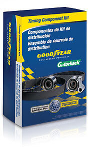 GOODYEAR Timing belt kit - Ensemble pour courroie GTK0297