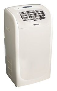 Danby 12 000 btu 5 in 1 portable air conditioner heater dehumidifier
