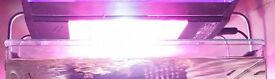 TMC V2 ILUMENAIR 600 LED LIGHT UNIT FOR MARINE OR TROPICAL FISH TANK - DELIVERY! PAYPAL! 07544000786