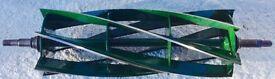 """Lawnmower Cutting Cylinder 35cm 14"""" Suffolk, Atco, Webb, Qualcast REFURBISHED"""