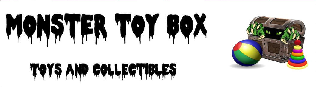 Monster Toy Box