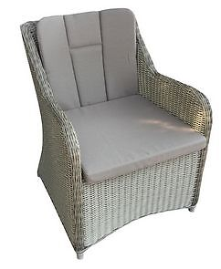 OUTDOOR VICTORIA HIGH BACK TUB CHAIR – NATURAL WICKER Alexandria Inner Sydney Preview