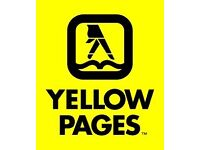 Yellow pages distribution