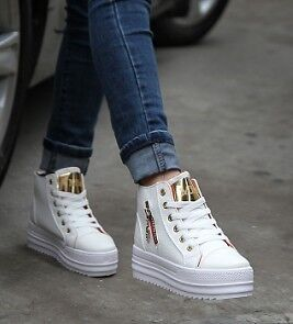 2013-TOP-Fashion-Sexy-High-Ankle-FLAT-Sneaker-4-5CM-Platform-Ankle-Shoe-3-Color