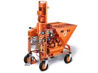 Plastering/ Rendering / Hardwall / Bonding