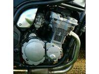 Suzuki bandit 600 engine