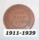 1920 Half Penny