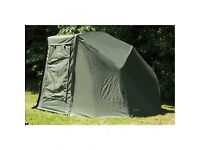 Daiwa Mission Carp Bivvy with Overwrap and storm poles