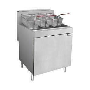 Superfast LPG Gas Tube Fryer -Best Price Footscray Maribyrnong Area Preview