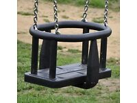 Baby swing seats