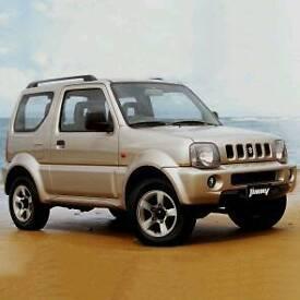 *WANTED* Cheap Suzuki Jimny