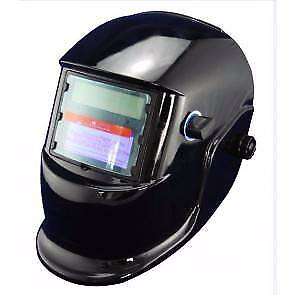 Welding mask hire	$	19