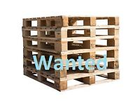 Wooden Pallets Wanted for Kids Project